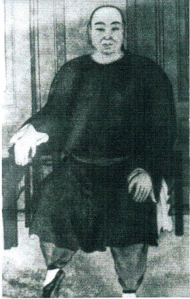 Bagua Gründer Dong Haichuan (1797-1882)